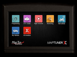 MaptunerX Software Tuning Bundle for Arctic Cat ZR9000