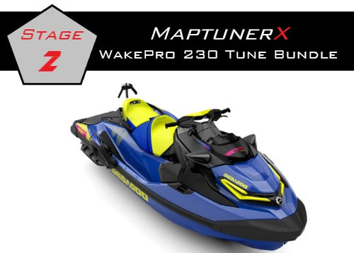 Sea-Doo WakePro 230 Stage 2 Tune Bundle 2017-19