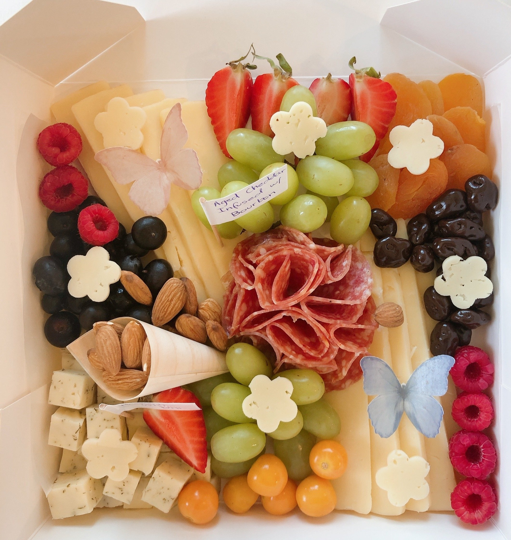 Mini Cheeseboard For 2-4 People