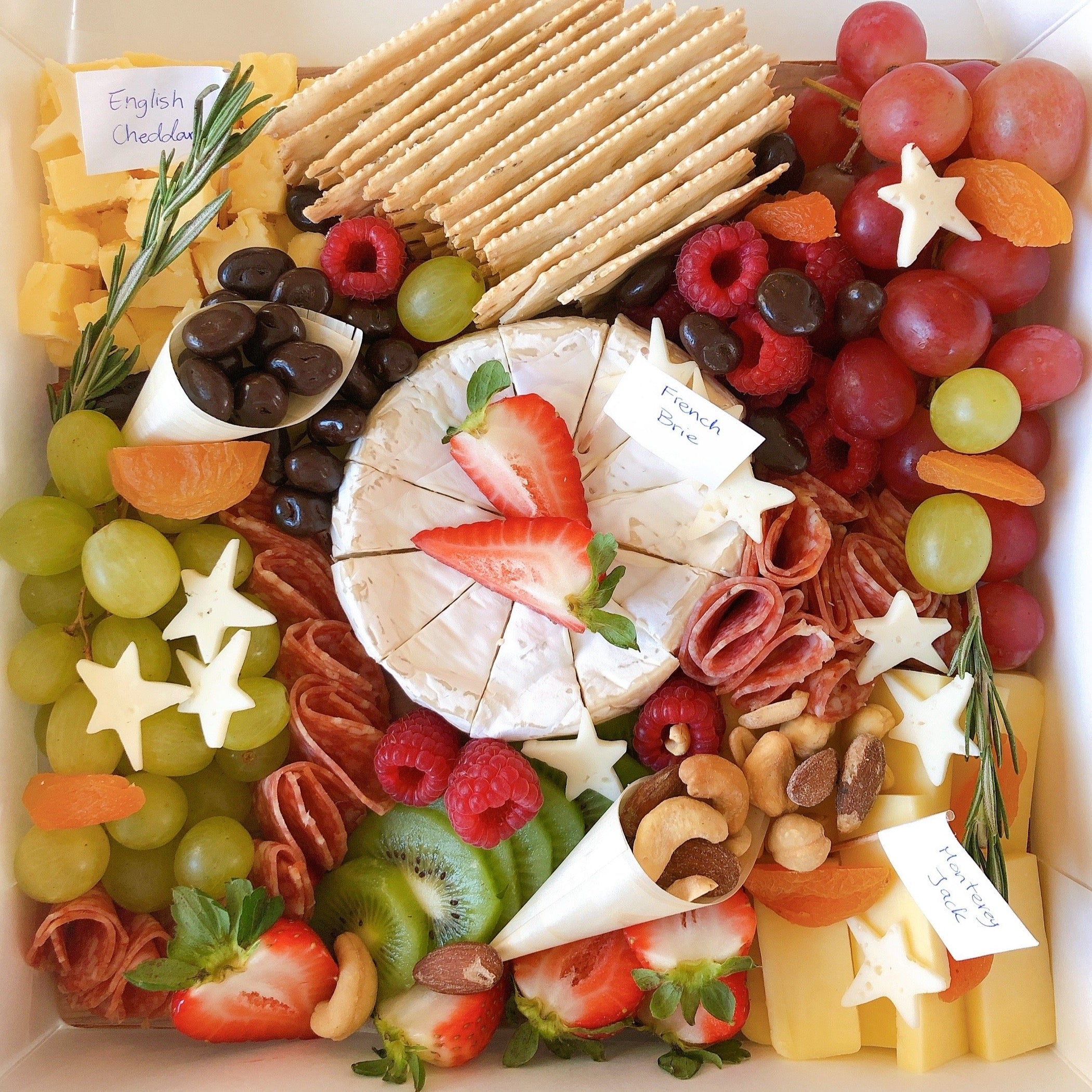 Small Cheeseboard For 5-7 People