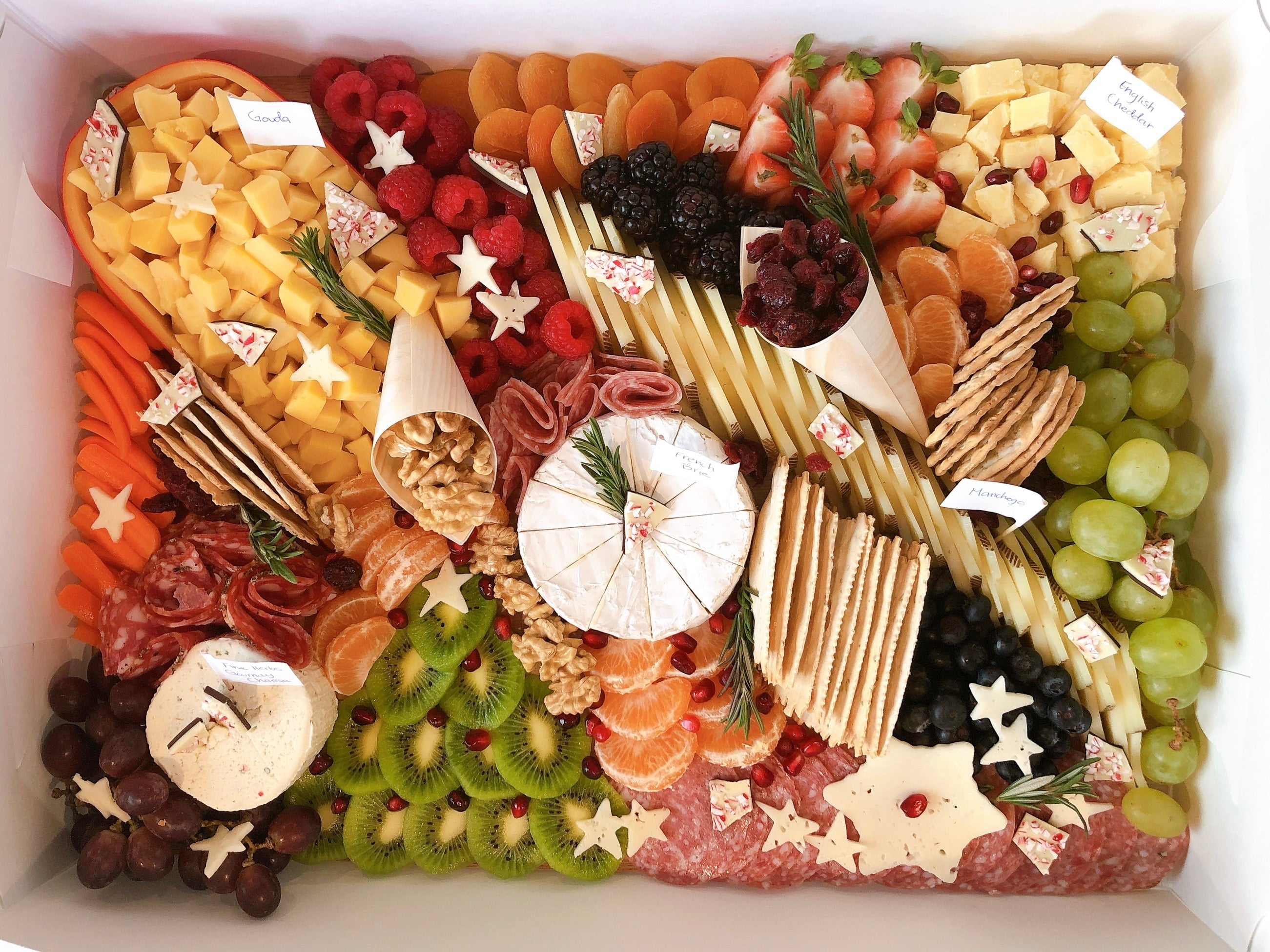 Large Cheeseboard For 20-25 People