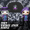 Officially Licensed: 1989 Vintage Joker Bundle