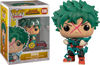 My Hero Academia Deku Full Cowl Glow-in-the-Dark Pop! + Free Shirt