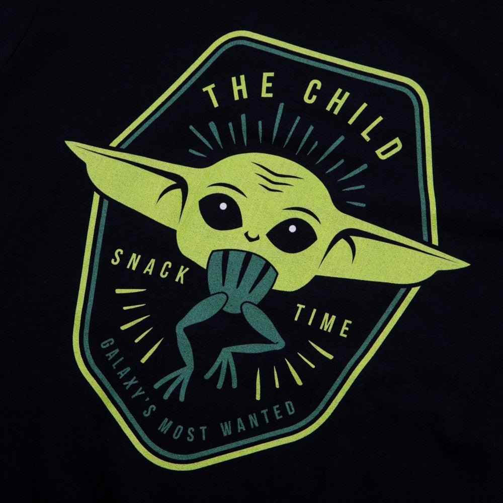 Officially Licensed: Star Wars The Mandalorian : The Child Sleepover B,