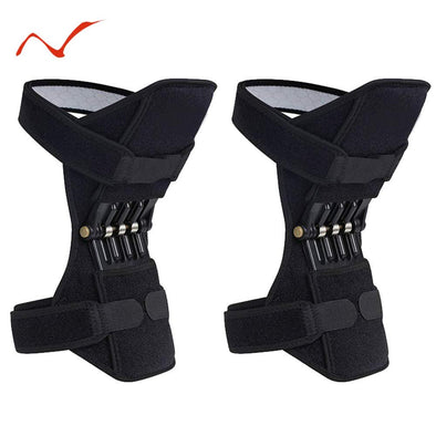 Breathable Breathable Joint Support Knee Pads Protective Sports Knee Stabilizer Pads Knee Power Enhancer Booster
