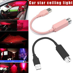 Plug and Play-(Limited time offer) Car and Home Ceiling Romantic USB LED Light