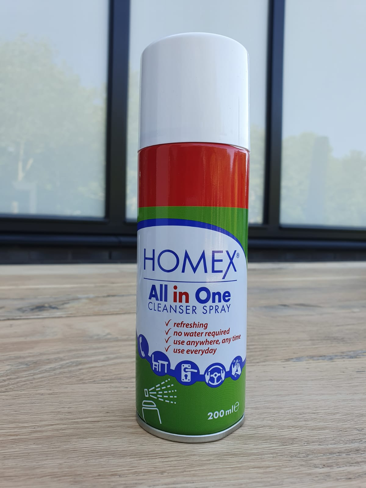 Desinfecterende spray Homex 200ml