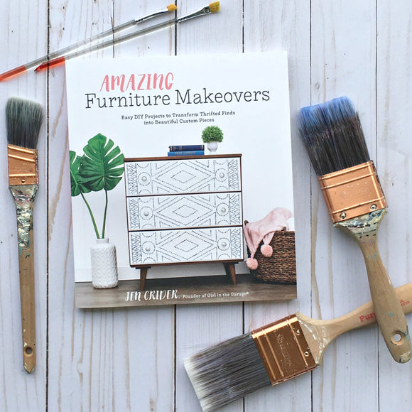 Amazing Furniture Makeovers - Signed Book
