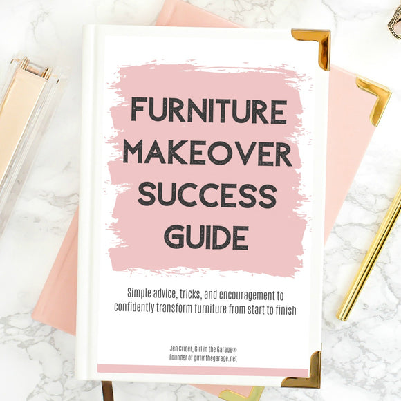 Furniture Makeover Success Guide