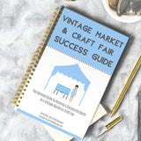 Vintage Market & Craft Fair Success Guide