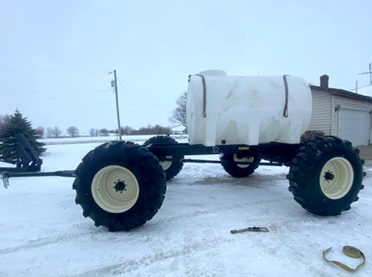 Frigid Temps. No Farm Shows. Get Informed On Our YouTube Channel