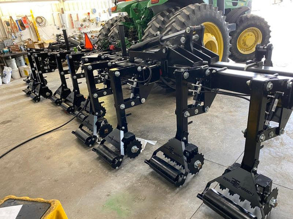 S2S Cover Crop Inter Seeder Row Units