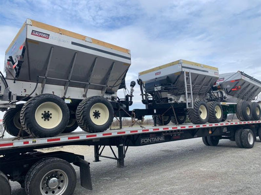 BBI Fertilizer Spreaders