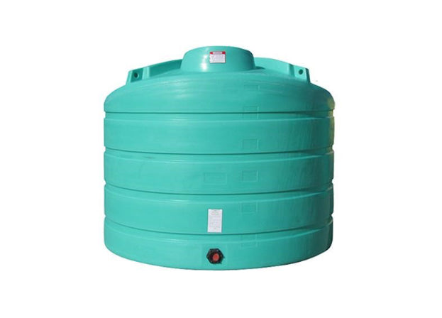5,000 Gallon Flat Bottom Storage Tank