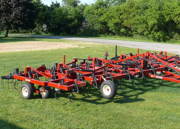 550 S-Tine and C-Shank Cultivators