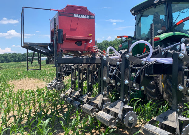 S2S Cover Crop Interseeding Unit