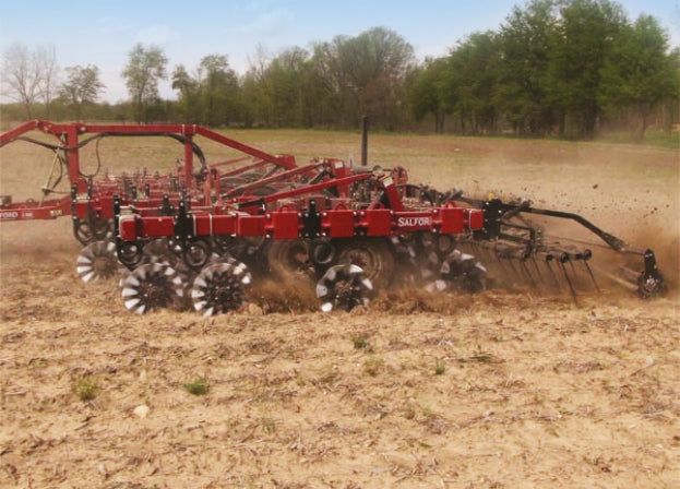 Vertical Tillage  (I-1200)