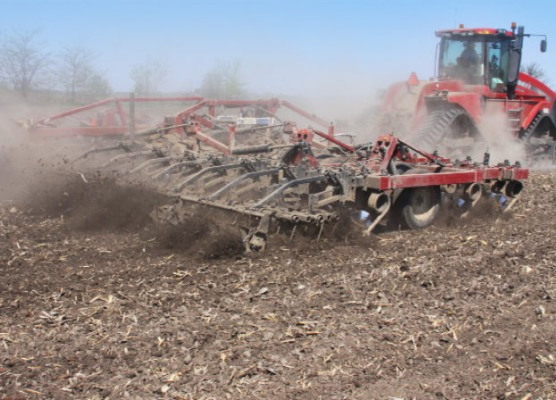 Vertical Tillage (I-2200)