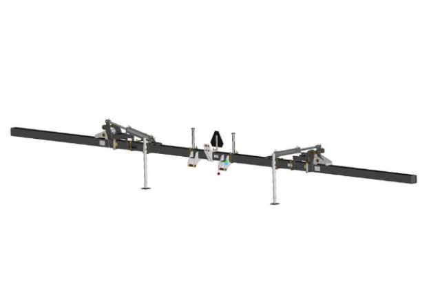 Yetter 3841-102 41' Single Locking Hydraulic Toolbar