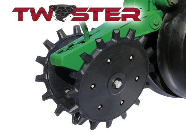 Yetter 6200 Twister Poly Closing Wheels