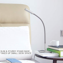 Load image into Gallery viewer, Gooseneck LED Desk Lamp