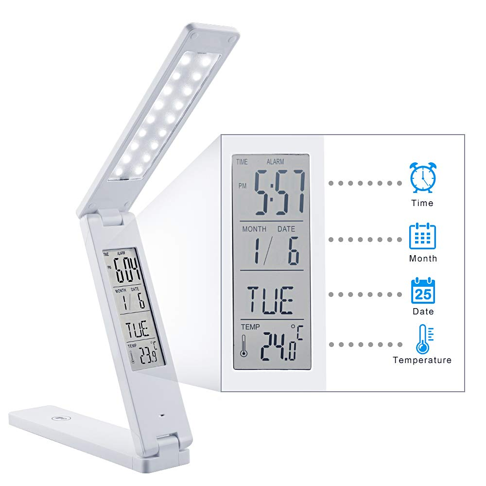 Folding Touch LED Eye-Protection Table Lamp
