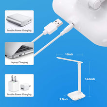 Load image into Gallery viewer, LED Desk Lamp with USB Charging Port