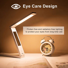 Load image into Gallery viewer, Folding Touch LED Eye-Protection Table Lamp