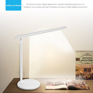 Table Lamps with Stepless Dimmable Levels