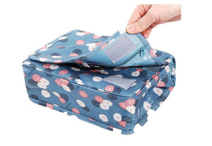 Portable Cosmetic Travel Bags
