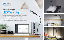 Load image into Gallery viewer, LED Clamp Desk Lamp