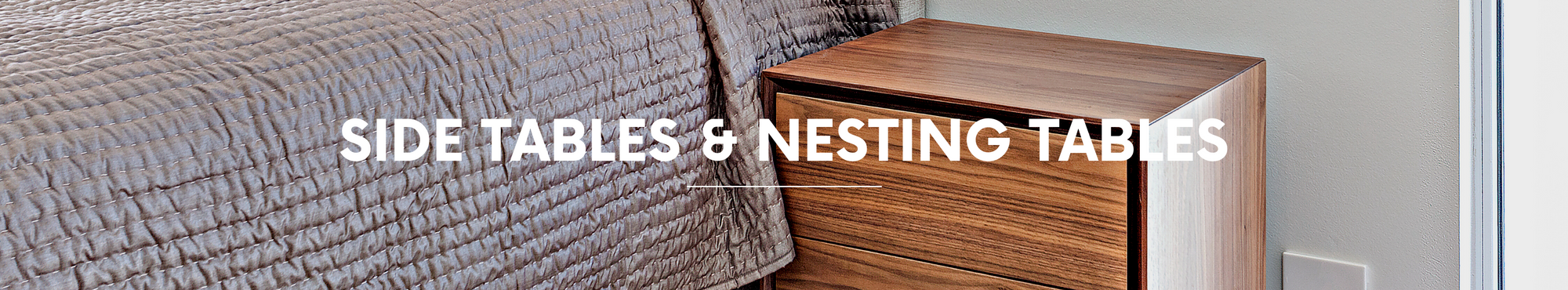 Side Tables & Nesting Tables