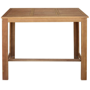 Lorenzo Acacia Wood Bar Table (3 Sizes)
