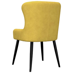 Maree Velvet Dining Chairs (Set Of 2 - 5 Colours)