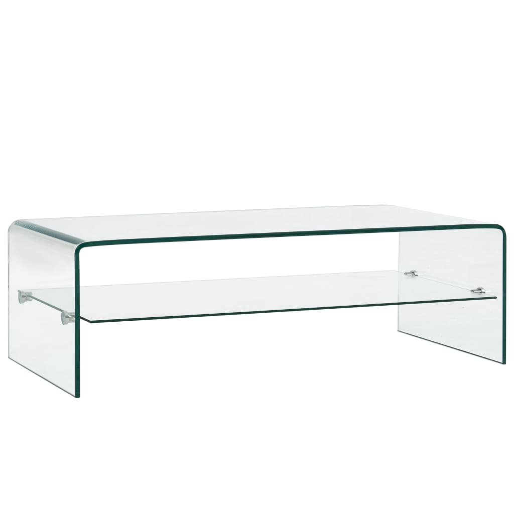 Tempered Glass Coffee Table Living Room Furniture Australia