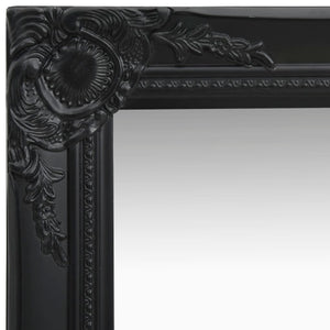 Black Baroque Mirror Home Decoration Australia