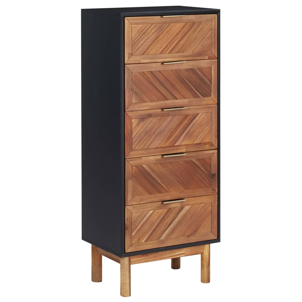 Twyla Acacia Wood Tallboy