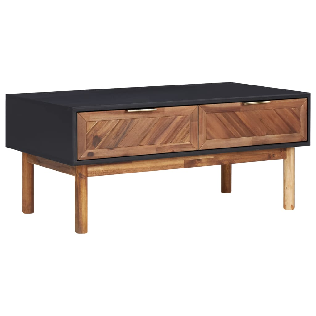 Twyla Acacia Wood Coffee Table