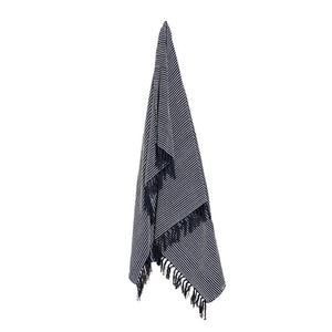 Marley Throw (Indigo)