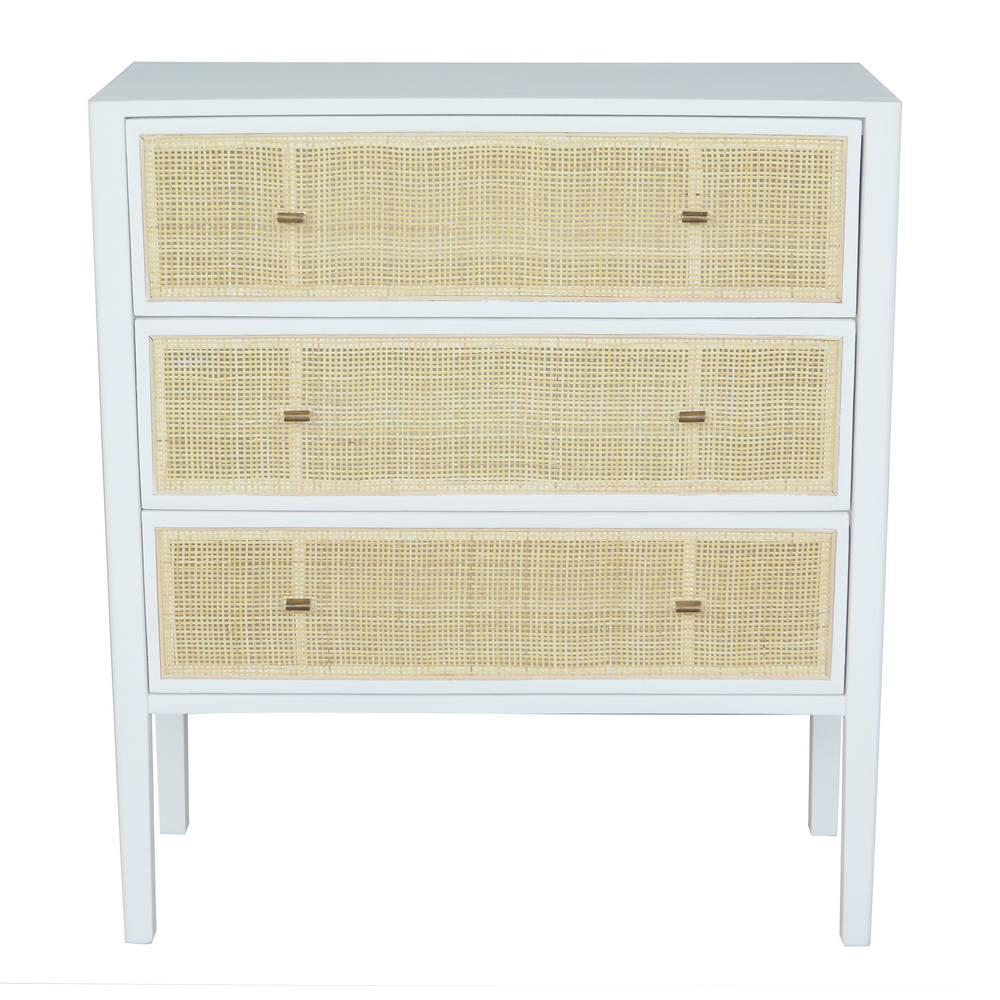 Shoal Rattan Chest of Drawers