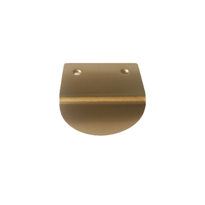 Cruz Brass Cabinetry Pull Knob (Set Of 2)