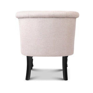 Venus Sofa Chair (Beige)