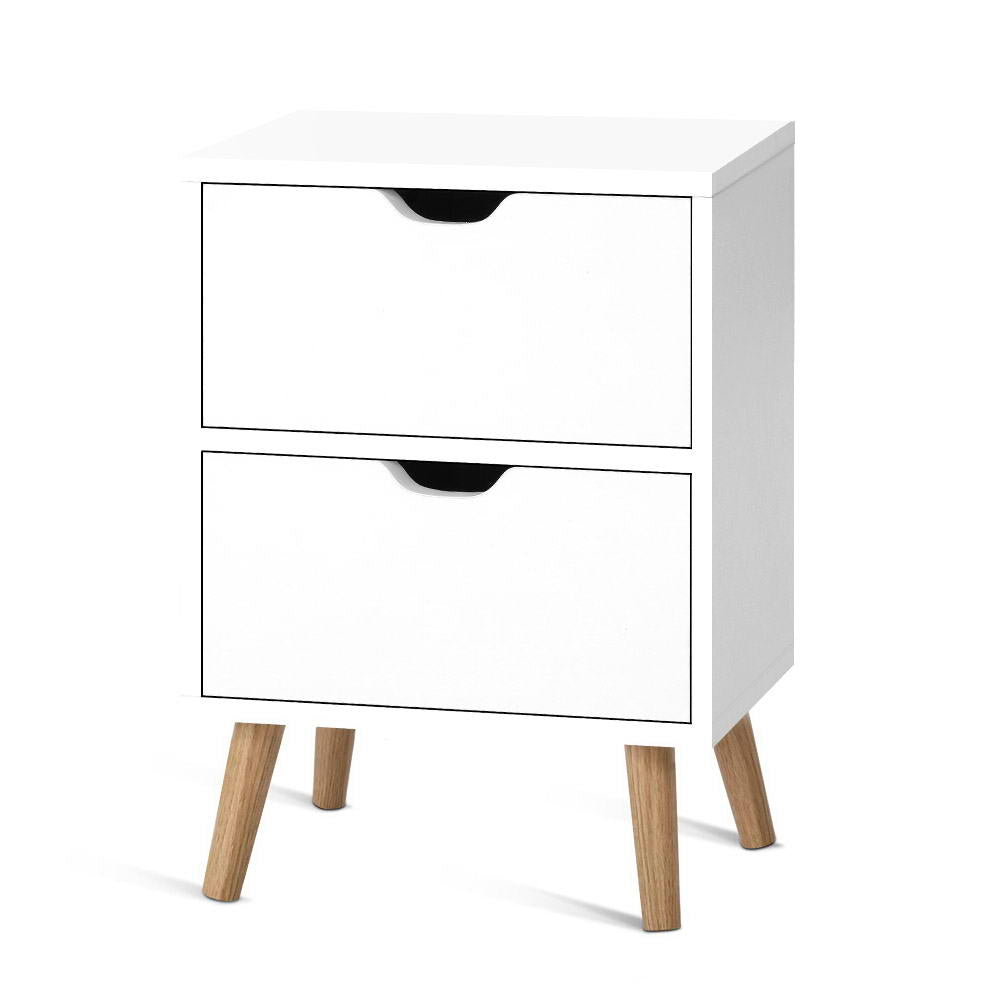 Bessie Bedside Table