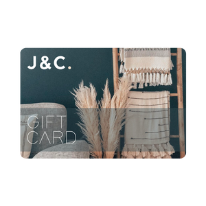 The J&C. Gift Card