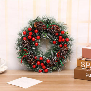 Handmade Christmas Wreath (4 Styles)