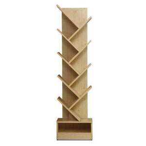Iris Bookshelf (Natural - 2 Sizes)