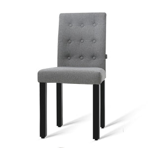 Grey Dining Chair Wooden Dining Chair Kitchen Furniture Dining Room Furniture Perth Furniture Australia
