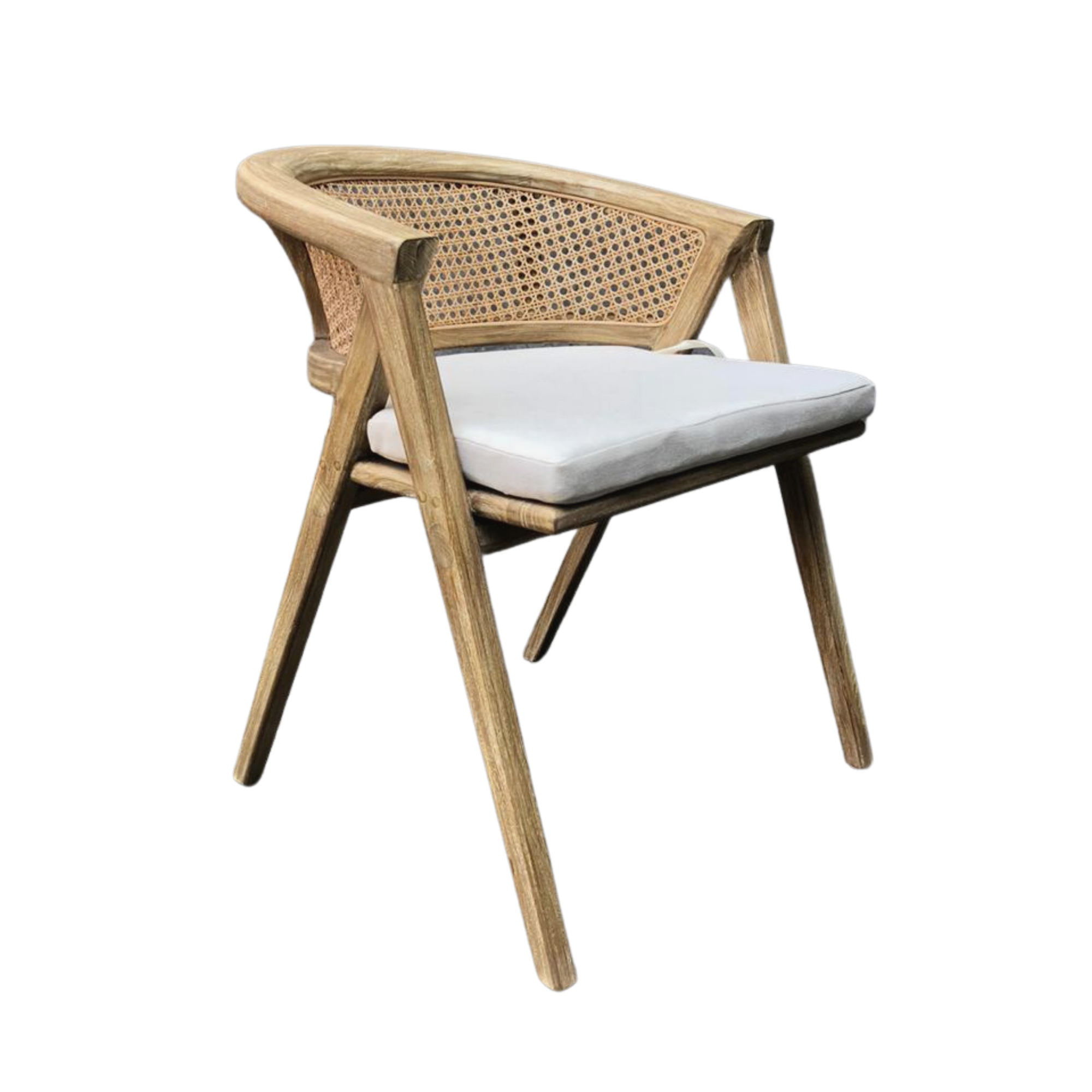 Baku Rattan Dining Chair (Set Of 2 - Made To Order)