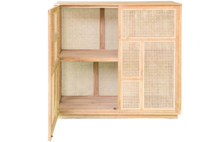 Tango Rattan Teak Wood Buffet Unit