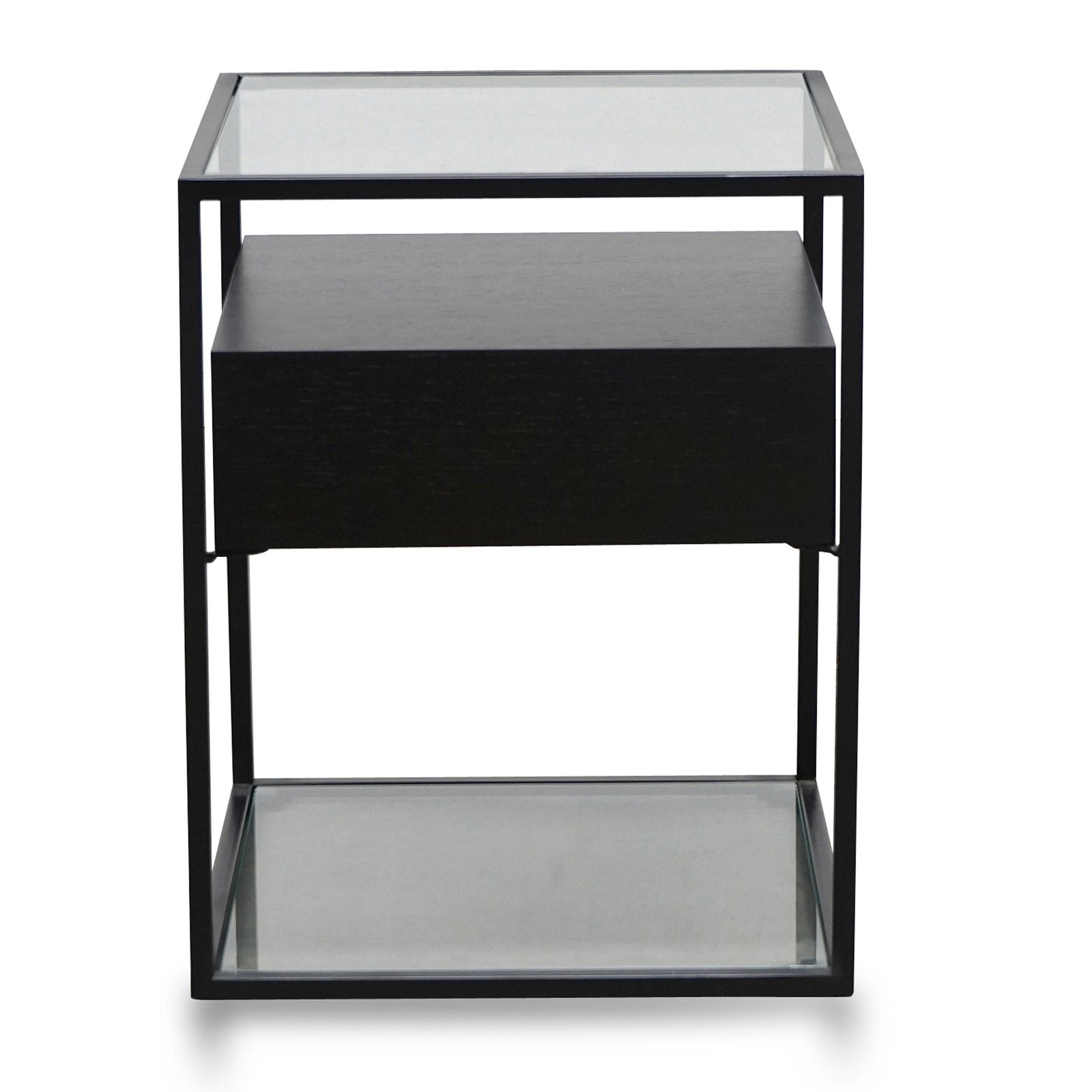 Rhodes Side Table - Black